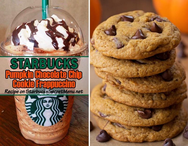 Starbucks Pumpkin Chocolate Chip Cookie
