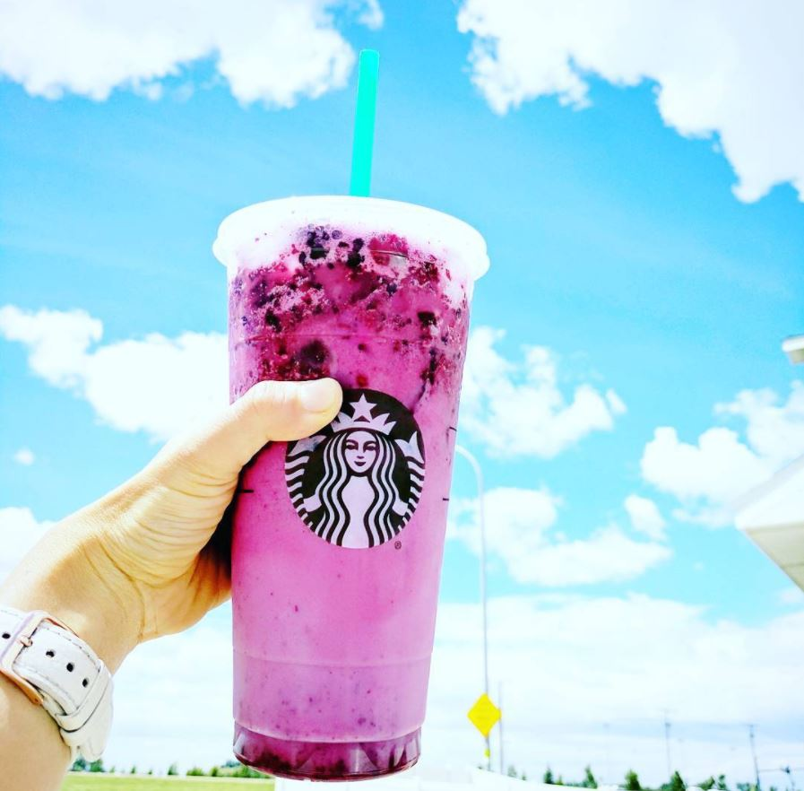 Violet Drink Starbucks Secret Menu