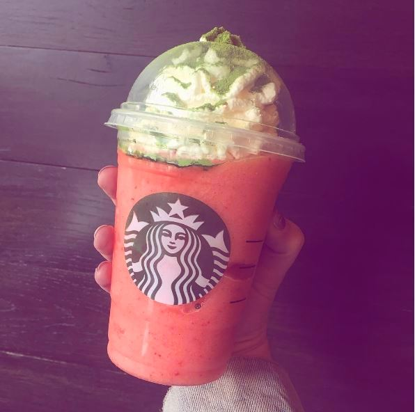 Narwhal Frappuccino