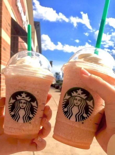 Narwhal Frappuccino Starbucks Secret Menu Starbucks