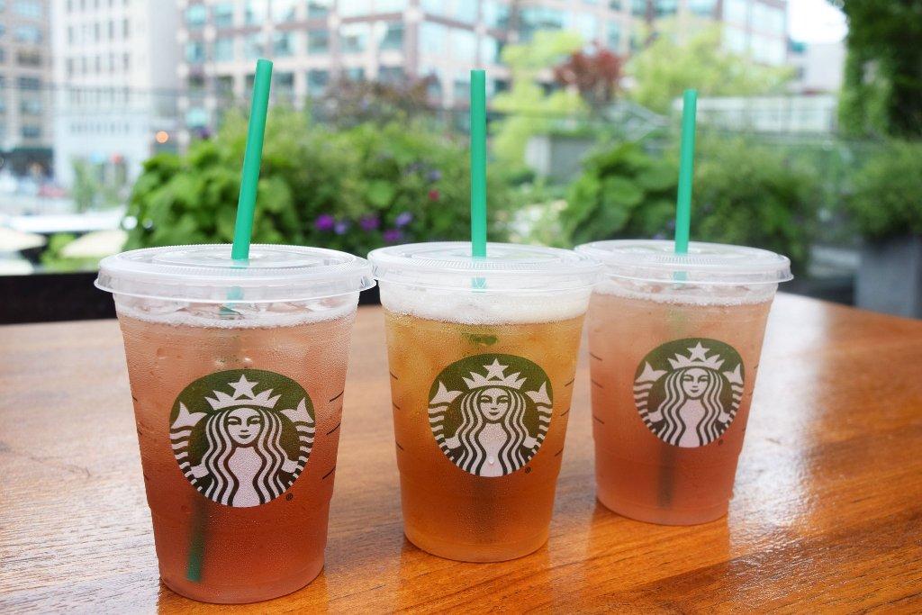 Starbucks 2pm