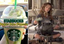 Starbucks Polyjuice Potion Frappuccino