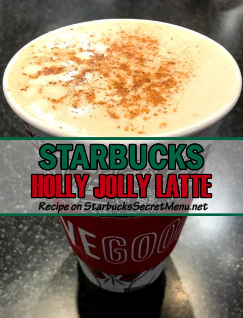 Holly Jolly Latte