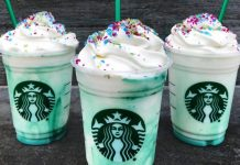 Starbucks Crystal Ball Frappuccino featured