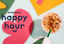 Starbucks Happy Hour 2018